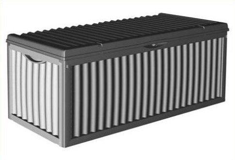 41vsATEsx+L - Auflagenbox 350 Liter in Schwarz